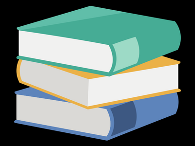 image of books representing policy